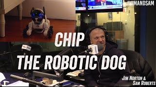 Chip The Robotic Dog - Jim Norton & Sam Roberts