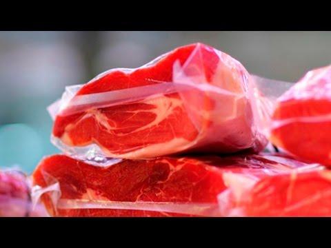 Curso Corte e Embalagem de Carne Bovina e Suína