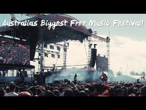 The St Kilda Music Festival | Australia's BIGGEST FREE Music Festival | Highlight Video Mp3