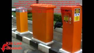 barrier gate bandung jakarta bandung medan indonesia Thumbnail