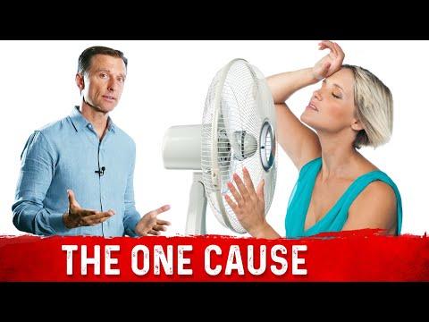 Heat Intolerance: One Deeper Cause