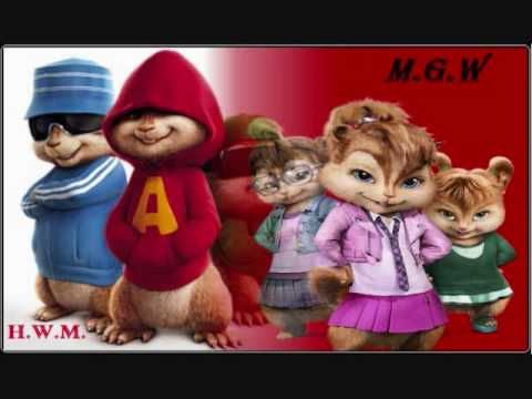 chipmunks Imma Be Snoop Dogg ft Pharell The Black eyes peace