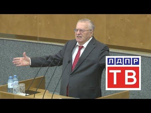 Владимир Жириновский: ВТО