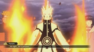 Naruto Shippuden Ultimate Ninja Storm Revolution - Naruto vs Mecha Naruto Part 3 (Mecha Kurama)