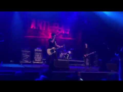 Anti-Flag - One Trillion Dollars - Live at Rock Station - Sao Paulo/SP 01.09.16