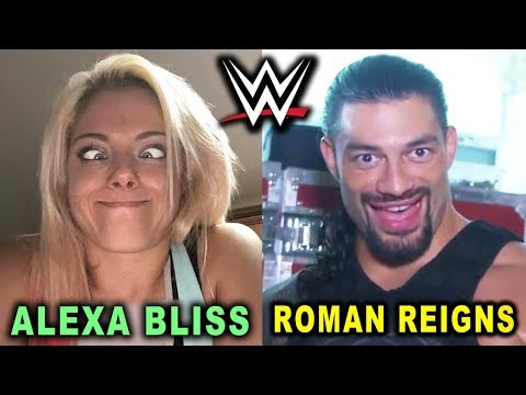 10 WWE Wrestlers Funnier Than You Thought - Roman Reigns, Alexa Bliss & more