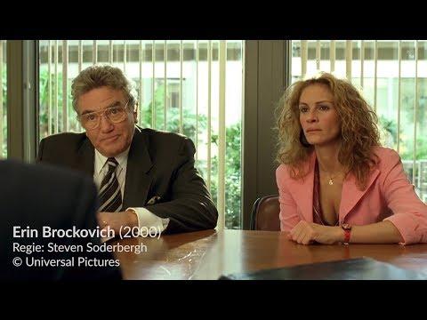 Interessen als Basis: richtig verhandeln (Videoausschnitt: Erin Brockvovich)