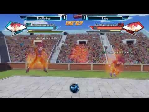 Dragon Ball Xenoverse - Laws VS. That Mo Guy | Top 8 | WW Chicago 2016