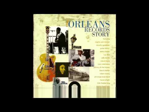 """""""A GOOD MAN IS HARD TO FIND"""" - Robert Lowery - the Orleans Records Story"""