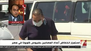 أمجد الحداد: استهتار المواطنين بالإجراءات الاحترازية سيؤدي لكارثة