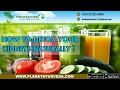 How to detox or cleanse your kidneys naturally mp3