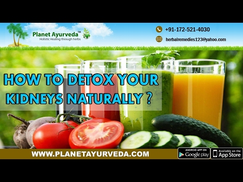 How to Detox Or Cleanse Your Kidneys Naturally?