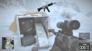 Battlefield Bad Company 2 | Singleplayer | Mission 6