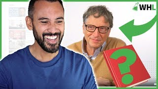 You Won't Believe How Many Books Bill Gates Reads Per Year