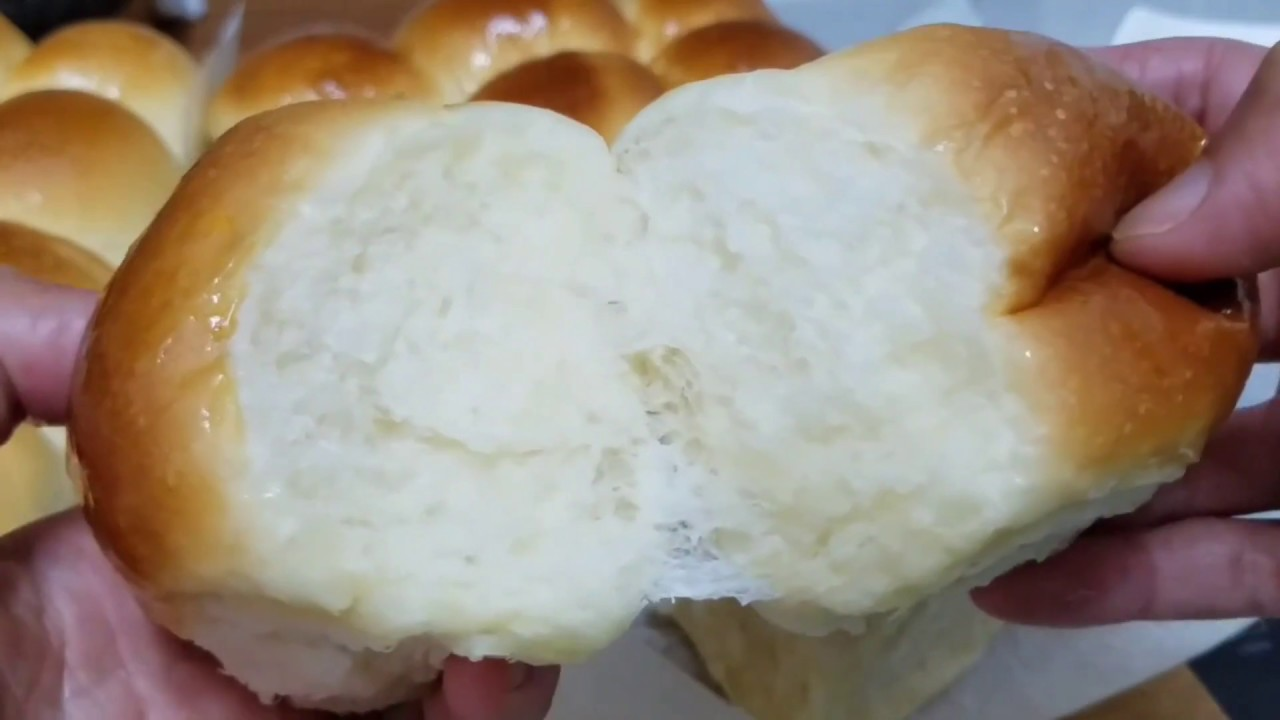 Resep Roti Sobek Dengan Mixer Youtube