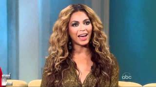Beyonce Interview On The View 28-07-2011 HD