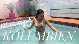 Let´s start the Adventur - KOLUMBIEN nach dem Abi | Travel with us | ♥ANNA KAISER♥