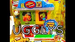 Ugglys Pet Store Monkey Toilet Farting Burping Potty Smelly Stink