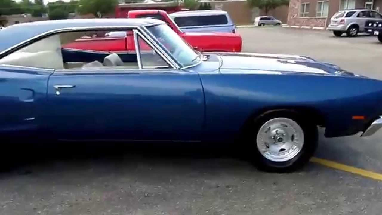 1969 DODGE CORONET RESTORED 440 MOPAR-FOR SALE - YouTube
