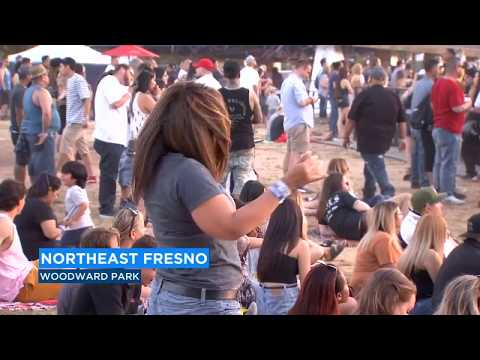 Nearly 19,000 people packed Woodward Park over the weekend for Grizzly Fest