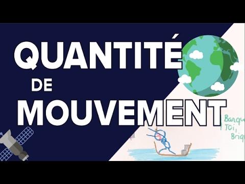 Quantité de Mouvement et Propulsion - Mathrix