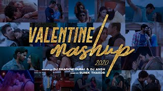 Valentines Mashup 2020 | DJ Shadow Dubai x DJ Ansh | Best Romantic Songs