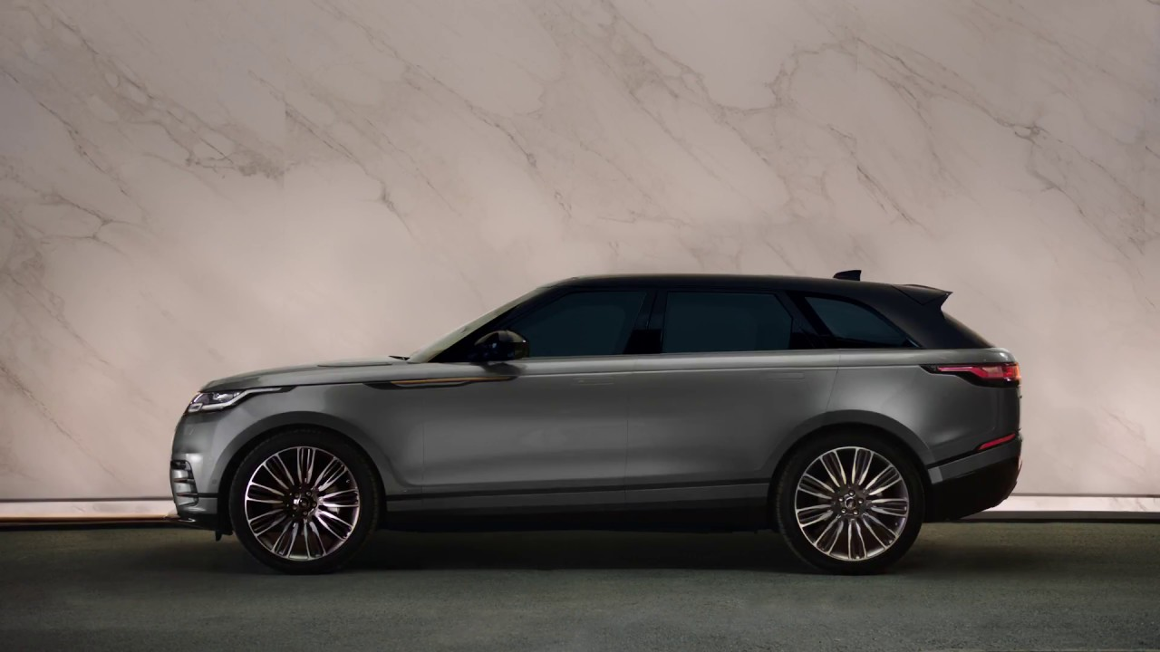 nuova range rover velar youtube. Black Bedroom Furniture Sets. Home Design Ideas
