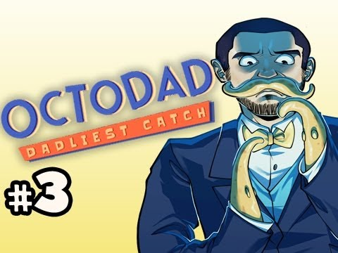 YARD CHORES - Octodad Dadliest Catch w/ Nova Ep.3