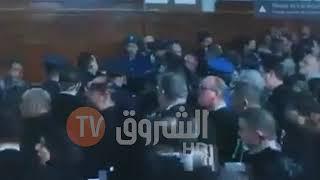 اسئناف جلسة محاكمة  سلال و  أويحي  في سيدي امحمد