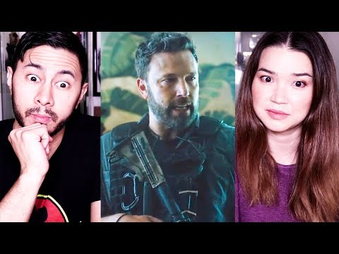 TRIPLE FRONTIER | Ben Affleck | Oscar Isaac | Netflix | Trailer Reaction!