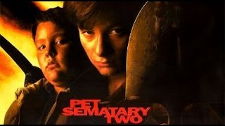 Fragment from the film Pet Sematary 2