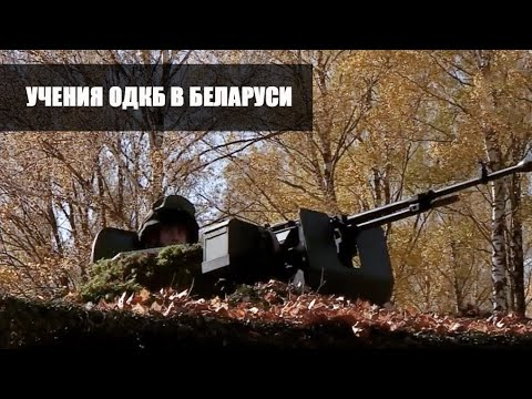 Учения разведчиков стран ОДКБ начались в Беларуси