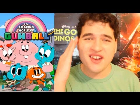 The Amazing World of Gumball tv Show Review