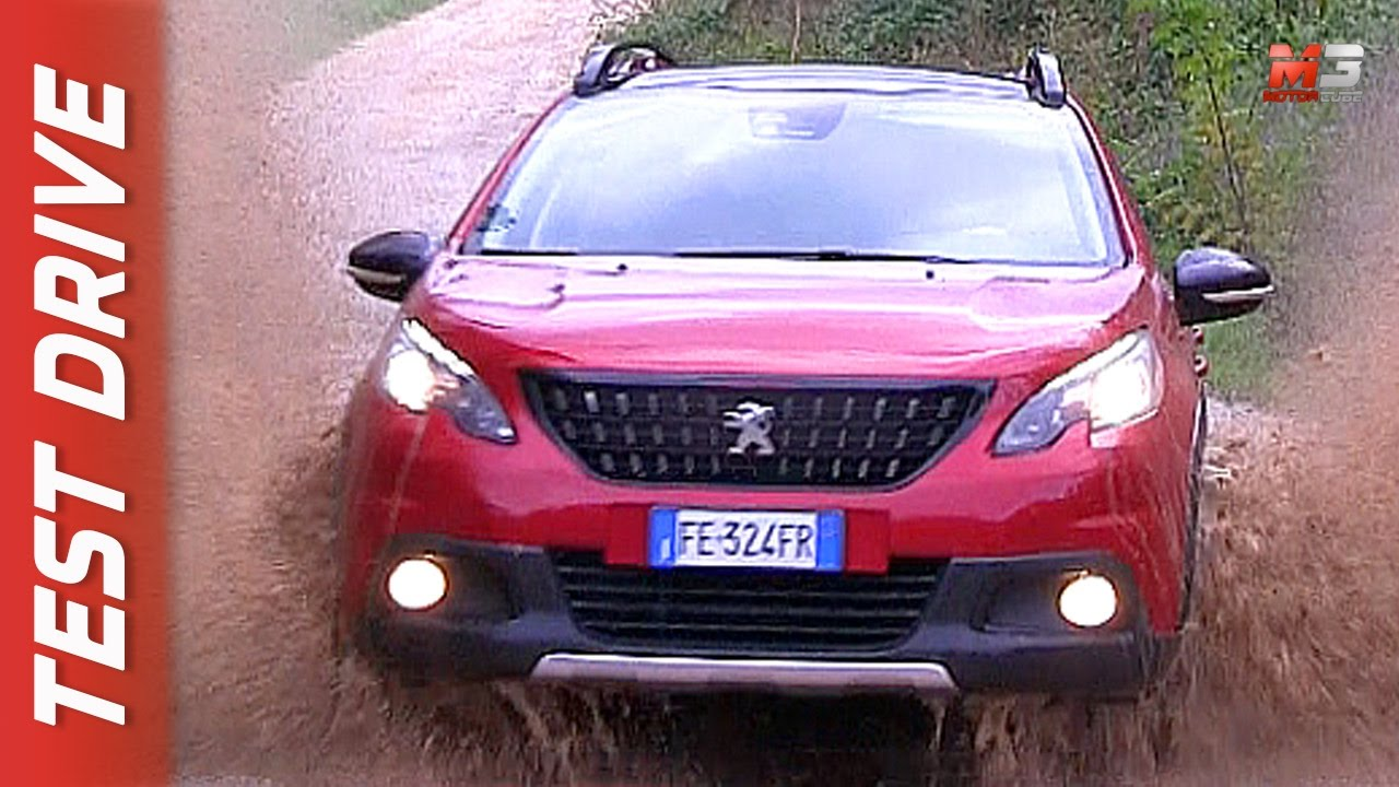 new peugeot 2008 gt line bluehdi 2017 first test drive. Black Bedroom Furniture Sets. Home Design Ideas