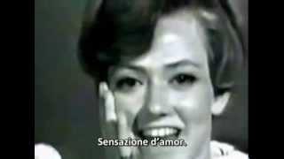 Rita Pavone -- Cuore  1963   High Quality Sound, Subtitled