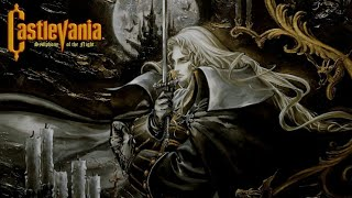 Castlevania Symphony of the night - (part2) - Gameplay - Emulador