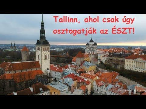TALLINN, a rossz szóviccek paradicsoma (világjárás, 20. rész)