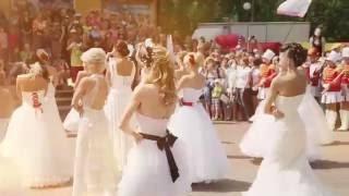 Парад невест 2014  (Бобруйск)