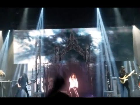 The DIO hologram US tour is now underway June 2 in florida + setlist
