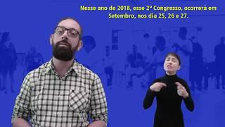 Convite CAIE 2018 - Diretor Robson - IFSP, Campus Cubatão