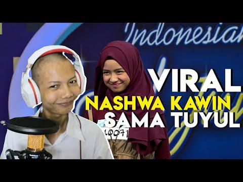 NASHWA INDONESIAN IDOL JUNIOR NGAJAK NIKAH SAMA TUYUL || KOMPILASI VIDEO INSTAGRAM BY AWKALIK #2