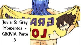 Juvia & Gray Momentos - GRUVIA   Fairy Tail   Parte 3 (HD)