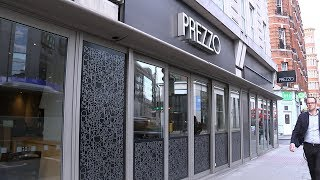 Prezzo to shut 94 restaurants as 500 jobs put at risk | ITV News