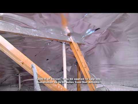 44832 Green Energy Aluminized Film Radiant Barrier