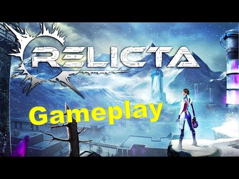 Relicta Demo Gameplay   Steam Game Festival 2020