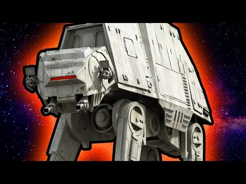 What are all these AT vehicles in Star Wars?