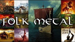 Folk Metal World Tour (50 Metal/Rock bands from around the world)