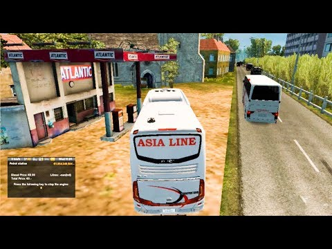Asia Line  the king of comilla - Asia transport test Drive | Euro truck Simulator-2 |