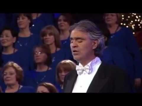 El Padre Nuestro  por Andrea Bocelli