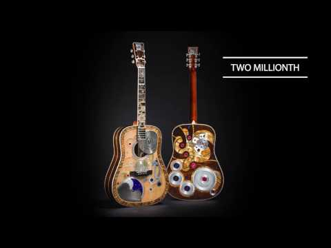 Making Of Martin Guitar's 2 Millionth Mark